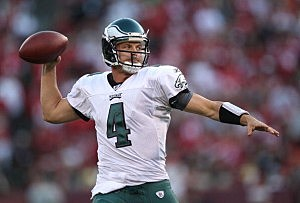 Kevin Kolb would be the perfect QB for the Vikes.