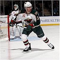 Marek Zidlicky of the Minnesota Wild