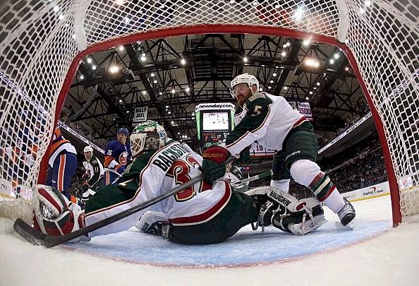 Wild Lose to Islanders, March 2, 2011