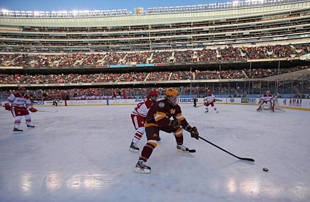 Gopher Hockey